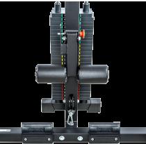 Suwnica Smith'a z wyciągiem linowym ATX® MPX-620-LTO-650-PL   wyciąg ze stosem 115kg ATX® - 12   klubfitness.pl