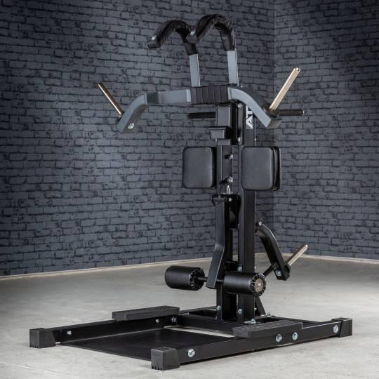 Stanowisko do przysiadów ATX® LEM-760 Leg Master | na wolne obciążenia ATX® - 1 | klubfitness.pl