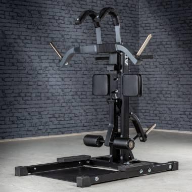 Stanowisko do przysiadów ATX® LEM-760 Leg Master   na wolne obciążenia ATX® - 1   klubfitness.pl