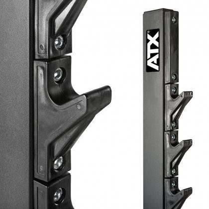 Ławka z podestem pod sztangę ATX® OBM-700 | olimpijska ATX® - 6 | klubfitness.pl