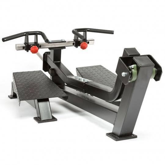 Stanowisko na mięśnie najszersze grzbietu ATX® TBR-700   wioślarz ATX® - 1   klubfitness.pl