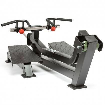 Stanowisko na mięśnie najszersze grzbietu ATX® TBR-700 | wioślarz ATX® - 1 | klubfitness.pl