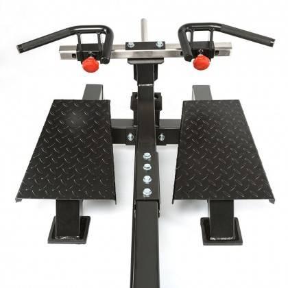 Stanowisko na mięśnie najszersze grzbietu ATX® TBR-700 | wioślarz ATX® - 3 | klubfitness.pl