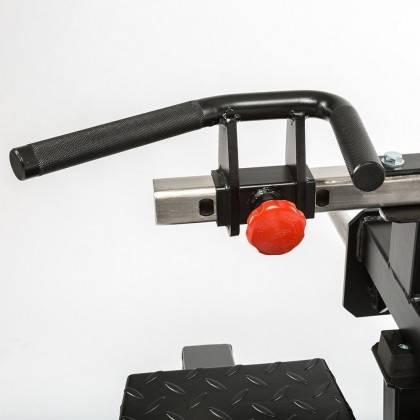 Stanowisko na mięśnie najszersze grzbietu ATX® TBR-700 | wioślarz ATX® - 4 | klubfitness.pl