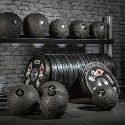 Piłka Power Slam Ball ATX® NB-BALL-B   waga 4kg ÷ 20kg ATX® - 12   klubfitness.pl