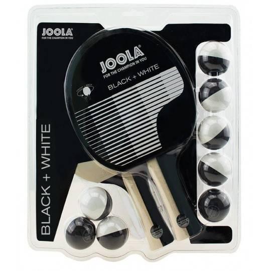 Zestaw do tenisa stołowego Joola Black+White 54817 Joola - 1 | klubfitness.pl