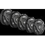 Obciążenie gumowane olimpijskie ATX® 50-ATX-FQX | waga: 5kg ÷ 25kg ATX® - 1 | klubfitness.pl