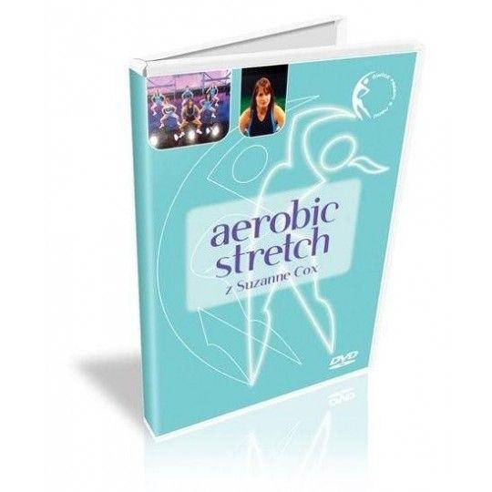 Ćwiczenia instruktażowe DVD Aerobik Stretch z Suzanne Cox,producent: MayFly, zdjecie photo: 1   online shop klubfitness.pl   spr