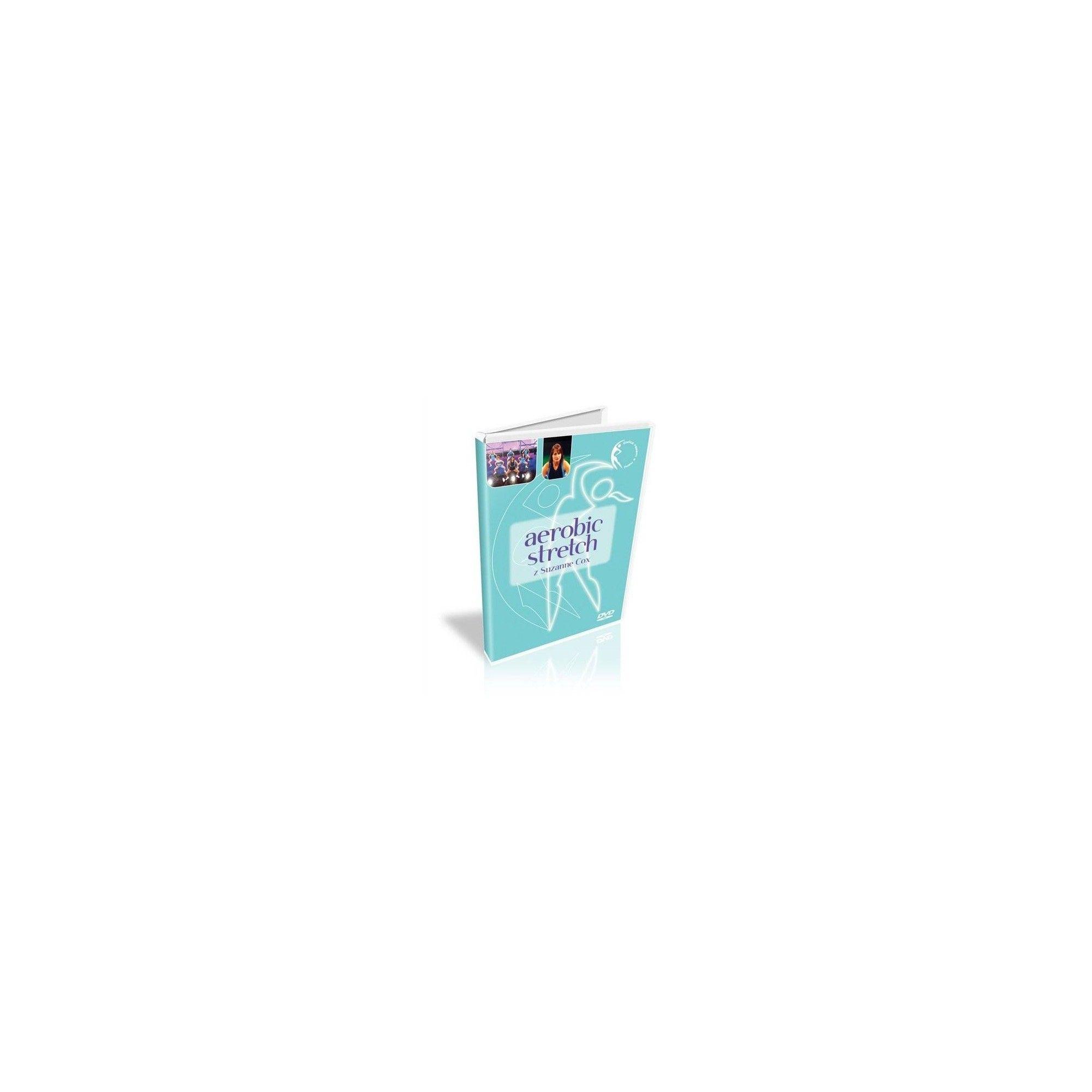 Ćwiczenia instruktażowe DVD Aerobik Stretch z Suzanne Cox,producent: MayFly, zdjecie photo: 1 | klubfitness.pl | sprzęt sportowy
