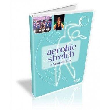 Ćwiczenia instruktażowe DVD Aerobik Stretch z Suzanne Cox,producent: MayFly, photo: 1