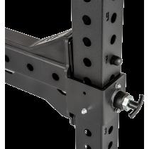 Podpory bezpieczeństwa ATX® SB-65-FS Safety Spotter Arms| Serie 800 ATX® - 3 | klubfitness.pl