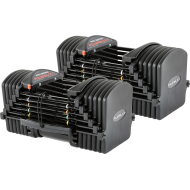 Hantle regulowane PowerBlock Pro Exp Set 5-70 | waga 2,2÷31,7kg | para PowerBlock - 1 | klubfitness.pl