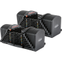 Hantle regulowane PowerBlock Pro Exp Set 5-90 | waga 2.2÷40.8kg | para PowerBlock - 1 | klubfitness.pl