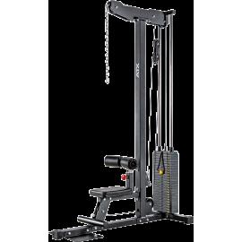Wyciąg linowy ATX® LSW-740 Lat Machine| wyciąg górny dolny | stos 125kg ATX® - 1 | klubfitness.pl
