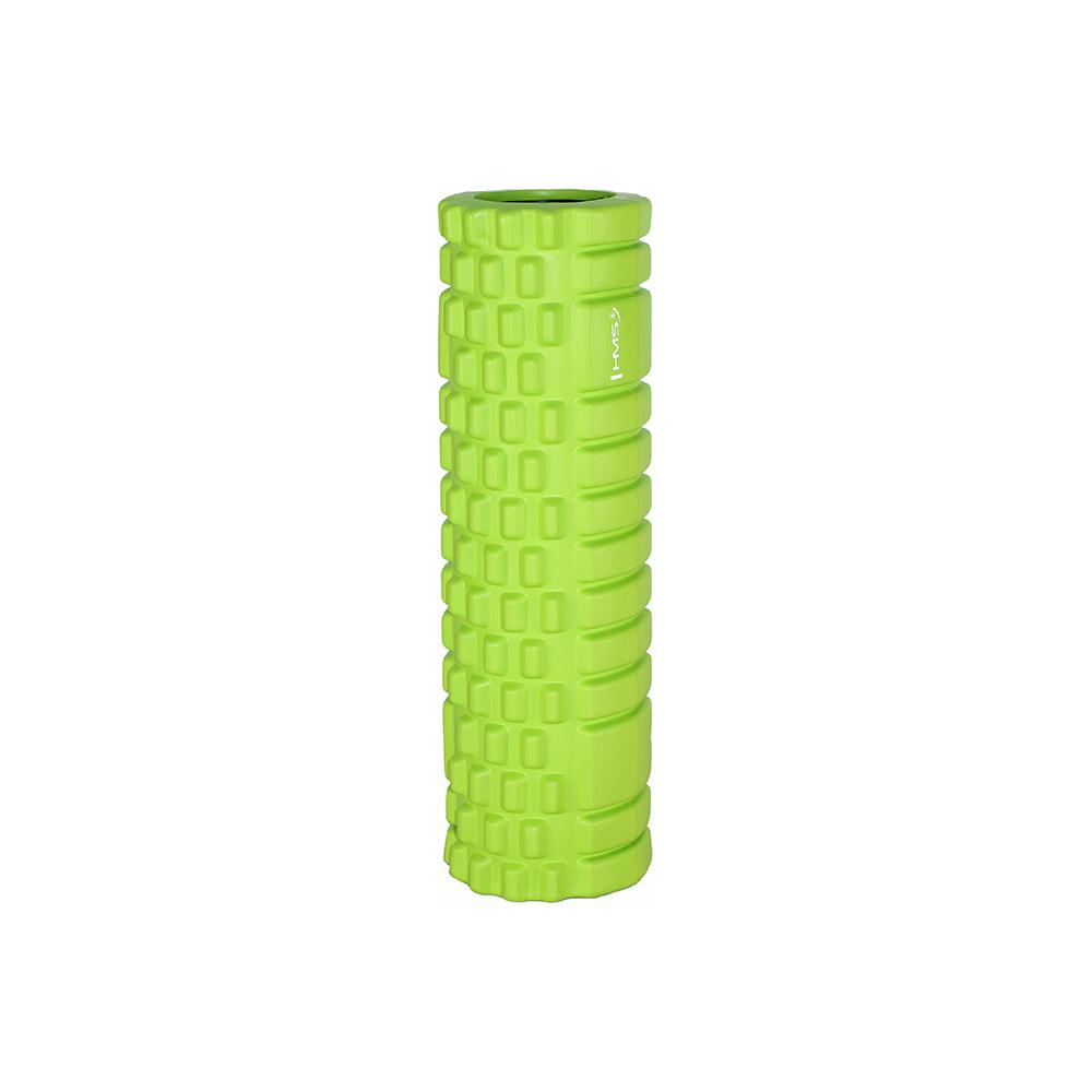 Roller wałek do masażu HMS FS102 | Ø14x45cm zielony HMS - 1 | klubfitness.pl