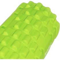 Roller wałek do masażu HMS FS102 | Ø14x45cm zielony HMS - 5 | klubfitness.pl