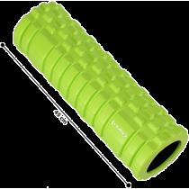 Roller wałek do masażu HMS FS102 | Ø14x45cm zielony HMS - 6 | klubfitness.pl