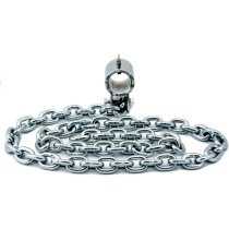 Łańcuchy obciążeniowe na gryf olimpijski HMS GR10 | 2x5kg HMS - 3 | klubfitness.pl