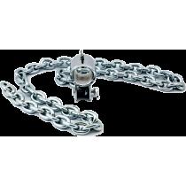 Łańcuchy obciążeniowe na gryf olimpijski HMS GR10 | 2x5kg HMS - 5 | klubfitness.pl