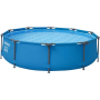 Basen na stelażu Bestway Steel Pro MAX 305x76cm + pompa | 56408 blue Bestway - 1 | klubfitness.pl