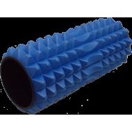 Roller wałek do masażu Spartan Sport Foam Roller | Ø13x30cm niebieski SPARTAN SPORT - 1 | klubfitness.pl