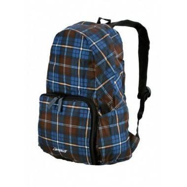 Plecak składany Campus Pack 15 | granatowy kratka | 15 litrów,producent: Campus, zdjecie photo: 2