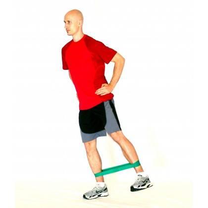 Zestaw gum treningowych Bodylastics Loop-Miniband | 4 opory Bodylastics - 2 | klubfitness.pl