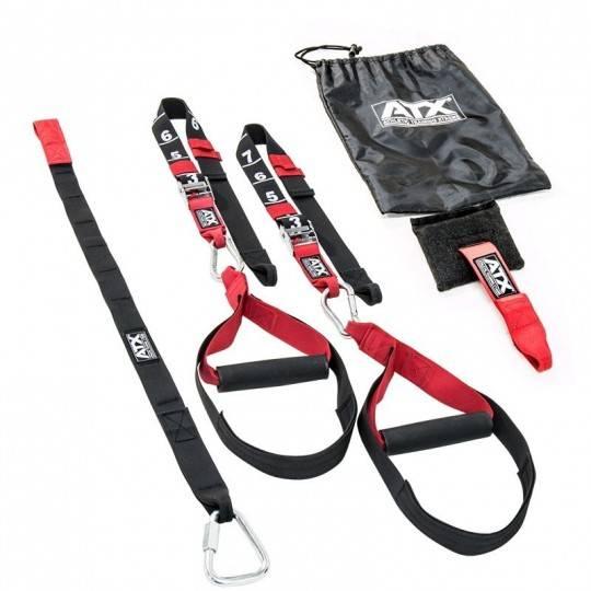 Zestaw taśm do ćwiczeń w zawieszeniu ATX® ST-PRO ATX® - 1 | klubfitness.pl