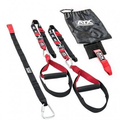 Zestaw taśm do ćwiczeń w zawieszeniu ATX® ST-PRO ATX® - 1   klubfitness.pl