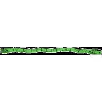 Elastyczna taśma do ćwiczeń Elastiband® Multi 10kg | długość 110cm | zielona Sveltus - 5 | klubfitness.pl