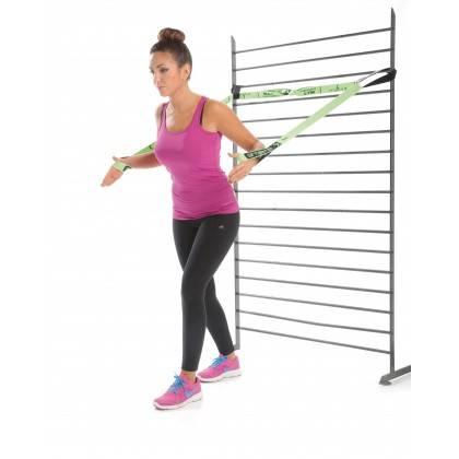 Elastyczna taśma do ćwiczeń Elastiband® Multi 10kg | długość 110cm | zielona Sveltus - 9 | klubfitness.pl