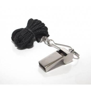 Gwizdek sportowy SPARTAN SPORT metalowy ze sznurkiem,producent: SPARTAN SPORT, zdjecie photo: 1 | online shop klubfitness.pl | s