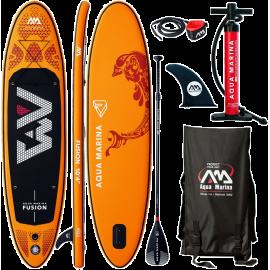 "Deska paddleboard Aqua Marina Fusion 10'4"" SUP | 315cm Aqua Marina - 1 | klubfitness.pl"