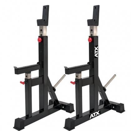 Stojaki ATX® SQS-750 Free Stand Rack | pod sztangę z podporami ATX® - 1 | klubfitness.pl