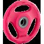 Obciążenie Ironsports® 30-RGB gumowane 30mm | waga 1,25kg ÷ 10kg IRONSPORTS - 5 | klubfitness.pl