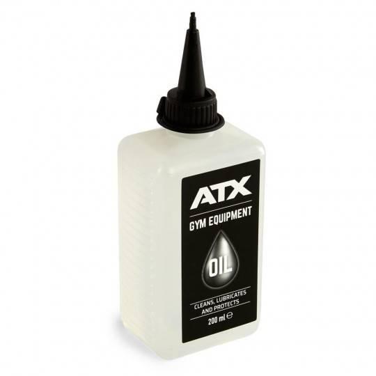 Olej ATX® OE-200 konserwujący 200ml | ochrona gryfów ATX® - 1 | klubfitness.pl