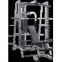 Brama Body-Solid GS348QP4 suwnica Smith'a | wyciąg linowy ze stosem 95kg Body-Solid - 1 | klubfitness.pl