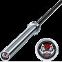 Gryf olimpijski 220cm LH-50-ATX-LDBC ATX® | Death Bar - Skull Motive ATX® - 1 | klubfitness.pl
