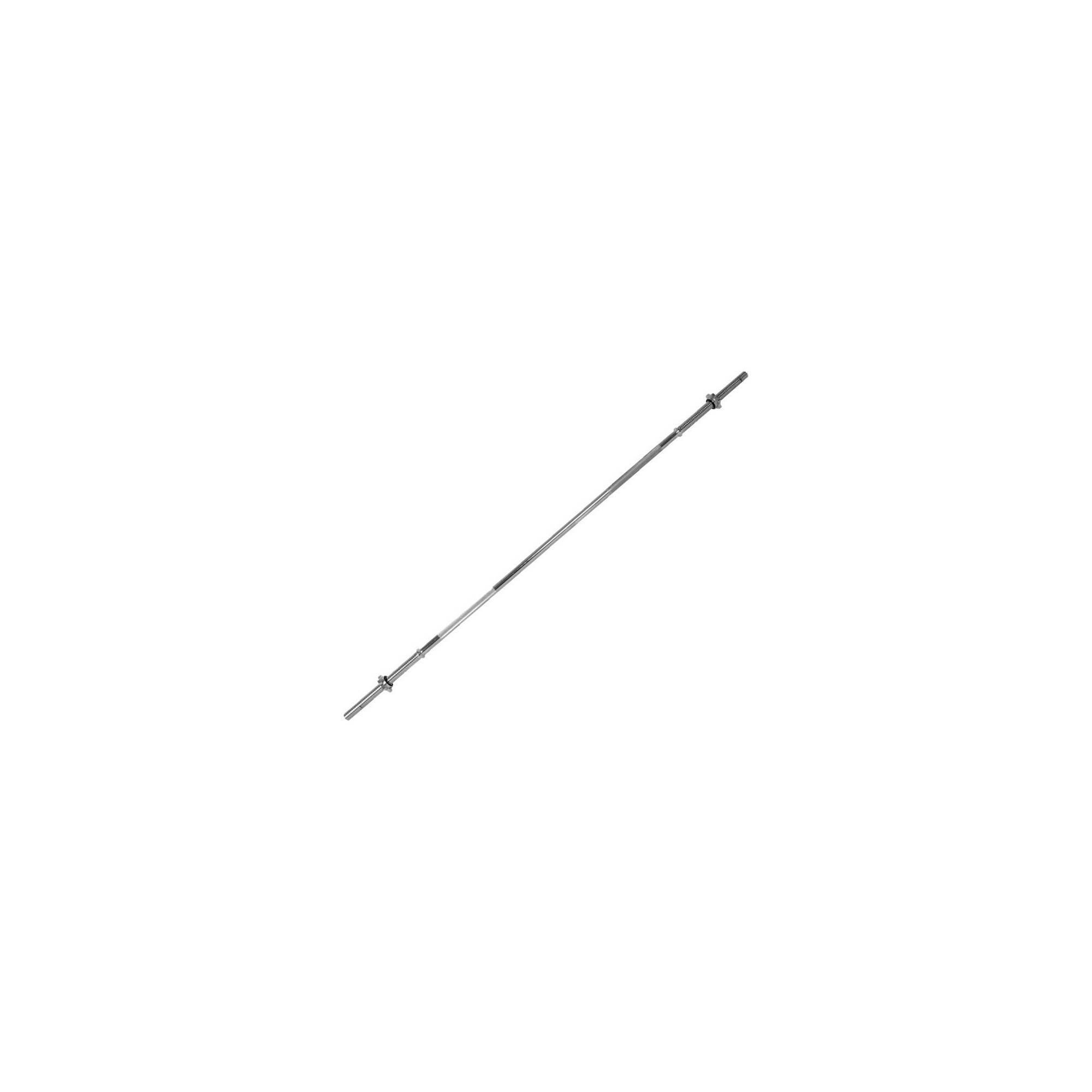 Gryf gwintowany prosty 160cm INSPORTLINE średnica 25mm Insportline - 1 | klubfitness.pl | sprzęt sportowy sport equipment