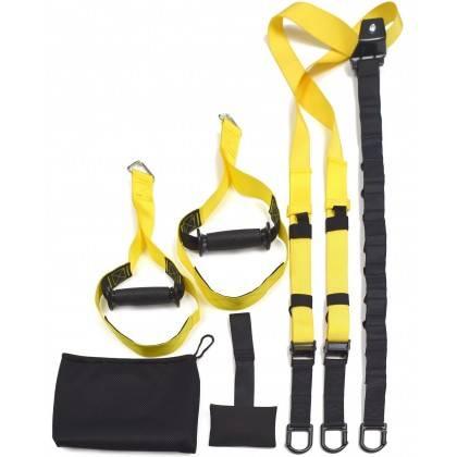 Zestaw taśm Bodytrading MGT100   ćwiczenia w zawieszeniu Body Trading - 1   klubfitness.pl