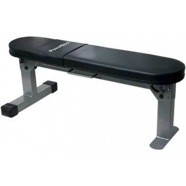Ławka pozioma Powerblock® PBBETR Travel Bench | składana PowerBlock® - 1 | klubfitness.pl