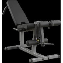 Stanowisko mięśnie nóg GLCE365 Body-Solid Leg Extension Supine Curl   prostowanie - uginanie BodySolid - 1   klubfitness.pl