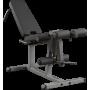 Stanowisko mięśnie nóg GLCE365 Body-Solid Leg Extension & Supine Curl | prostowanie - uginanie Body-Solid - 1 | klubfitness.pl