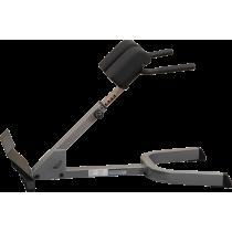 Ławka mięśnie grzbietu GHYP345 Body-Solid 45° Back Hyperextension BodySolid - 1   klubfitness.pl
