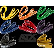 Guma Power Band ATX® PB-L | 8 poziomów oporu ATX® - 1 | klubfitness.pl