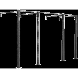 Stanowisko ścienne ATX® R4W-BAS-L-03 Functional Wall RIG 4.0 ATX® - 1 | klubfitness.pl