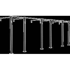 Stanowisko ścienne ATX® R4W-BAS-L-05 Functional Wall RIG 4.0 ATX® - 1 | klubfitness.pl