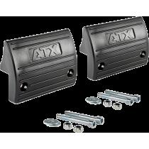 Blokady gumowe ATX® RUB-FTRT Rubber Foot Rest | pod nogi ATX® - 1 | klubfitness.pl