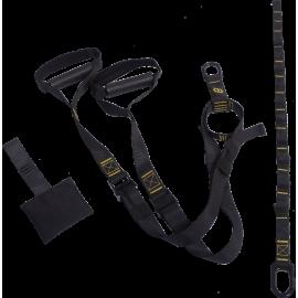 Zestaw taśm Powertec SPT18 Suspension Training Kit | ćwiczenia w zawieszeniu Powertec - 1 | klubfitness.pl