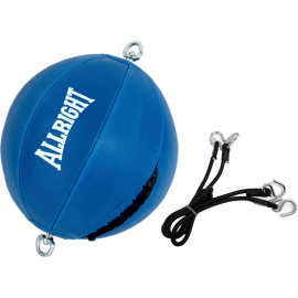 Gruszka bokserska Allright SW05003 na gumach | niebieska ALLRIGHT - 1 | klubfitness.pl